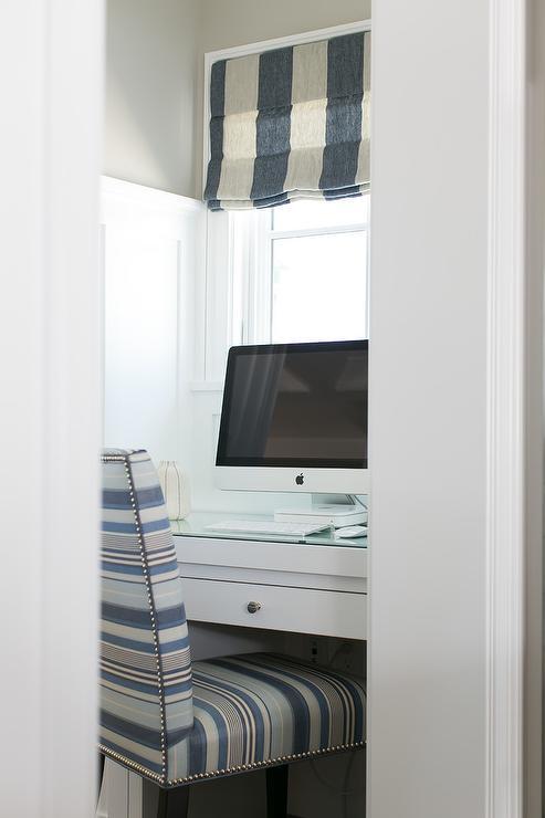 Built In Desk Under Window Design Ideas