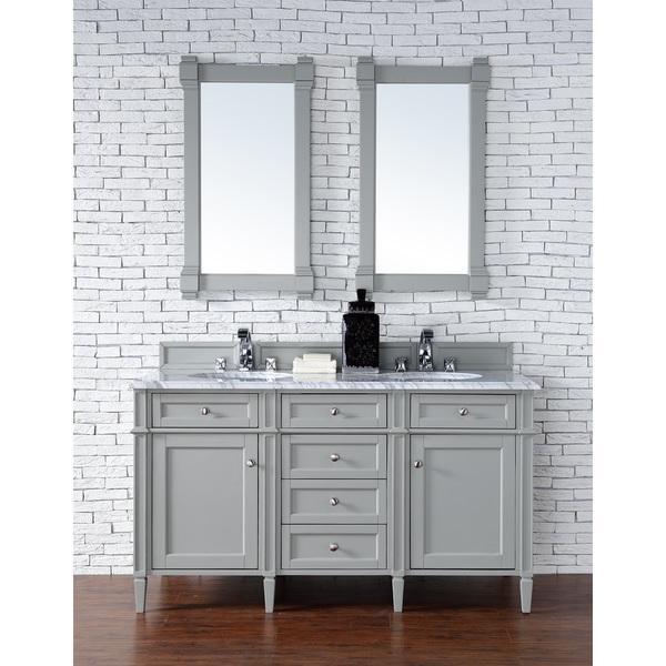 gray double sink bathroom vanity. Gray Double Cabinet Vanity view full size Aberdeen in