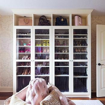 51b680e9187 Shoe And Boots Glass Cabinets Design Ideas