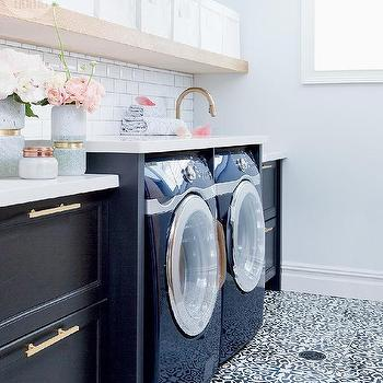 Laundry Room Floor Drain Design Ideas