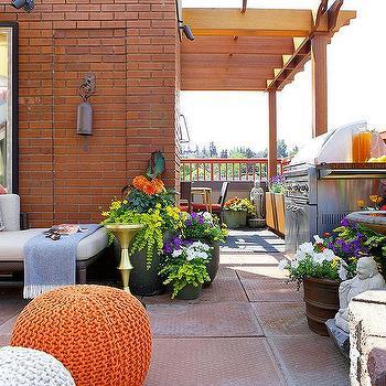 Rooftop Deck Lounge Design Ideas