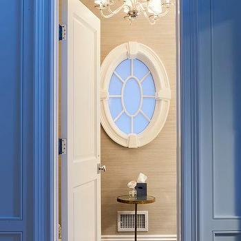 Powder room chandelier design ideas for Powder room door size