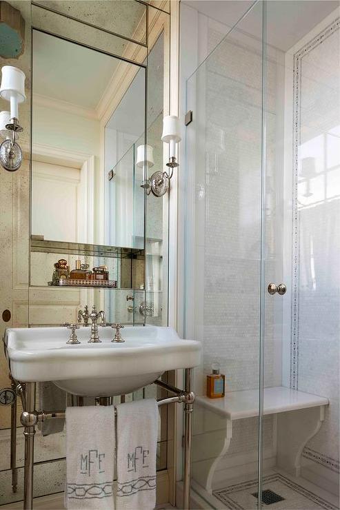 2 Leg Washstand Design Ideas