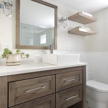 Small Bathroom Transitional Bathroom Heather Garrett