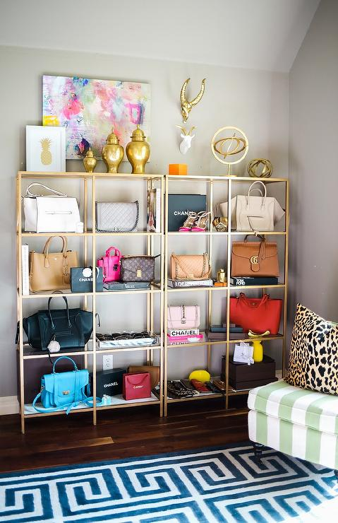How To Store Designer Bag Collection