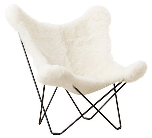 Sheep Butterfly Chair view full size  sc 1 st  Decorpad & Sheep Butterfly Chair Look for Less