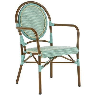 Le Versha Chair Turquoise Anthropologie Com