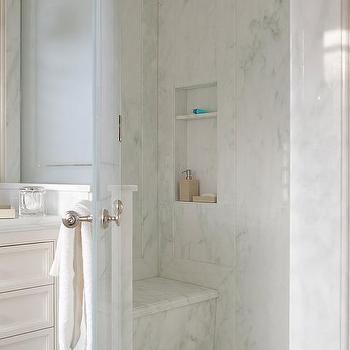 walk in shower no door designs. Walk In Shower with Ming Green Marble Floor Accent Tiles With No Door Design Ideas