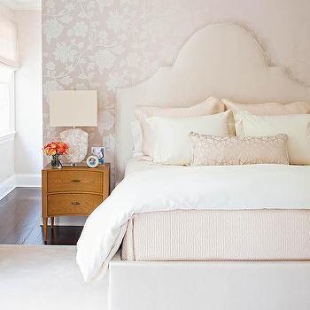 Pink Floral Wallpaper Design Ideas