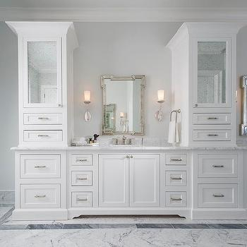 Bathroom Crown Moulding Design Ideas