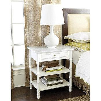 white marble top nightstand - products, bookmarks, design Marble Top Nightstand