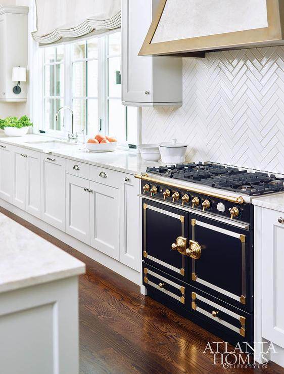 White Kitchen Herringbone Backsplash thin white herringbone backsplash tiles design ideas