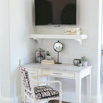 tv over desk design ideas rh decorpad com  tv control room desk