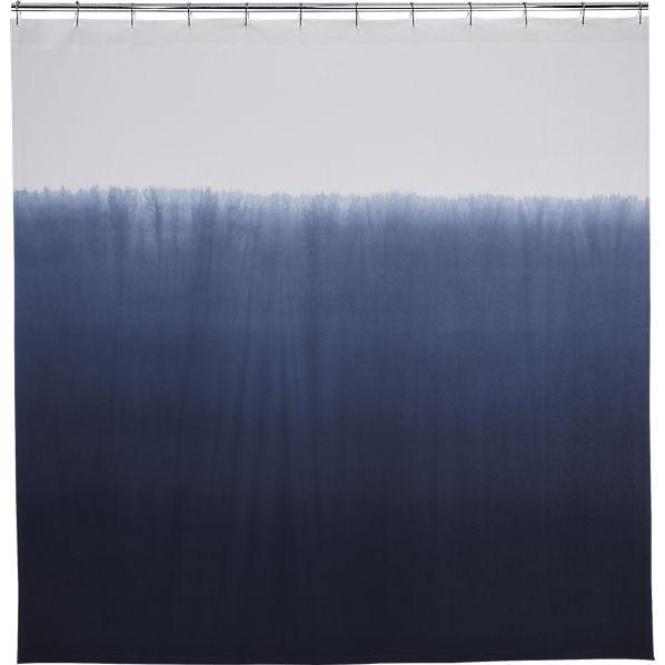 Curtains Ideas blue ombre shower curtain : Ombre Shower Curtain