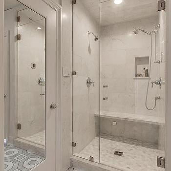 Walk In Steam Shower Design Ideas