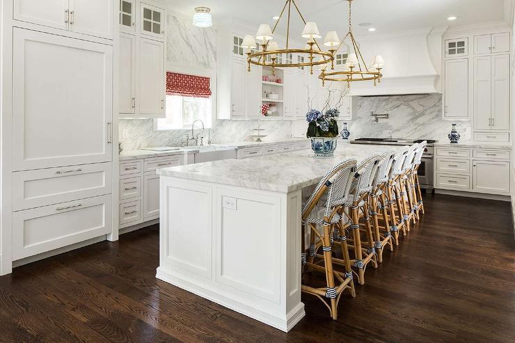 long gray kitchen island island farmhouse sink design