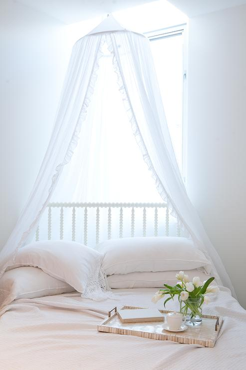 view full size : bed canopy white - memphite.com