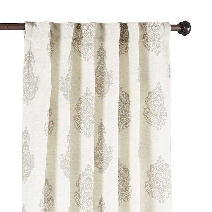 Pier 1 Rambagh Paisley Curtain View Full Size. Pier 1 Rambagh Paisley  Curtain. Ballarddesigns.com