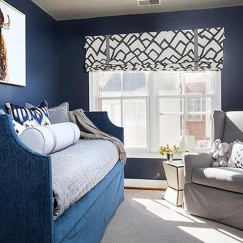 gray and blue boys rooms design ideas