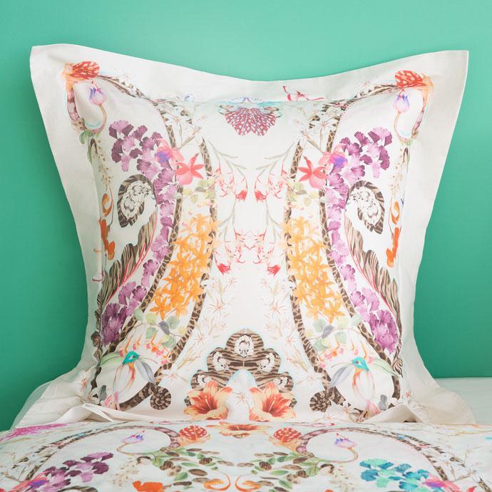 multicolor bedding