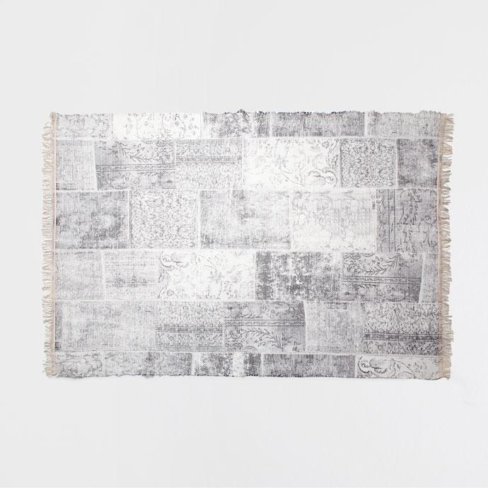white and gray rugs cassie gray dhurrie rug