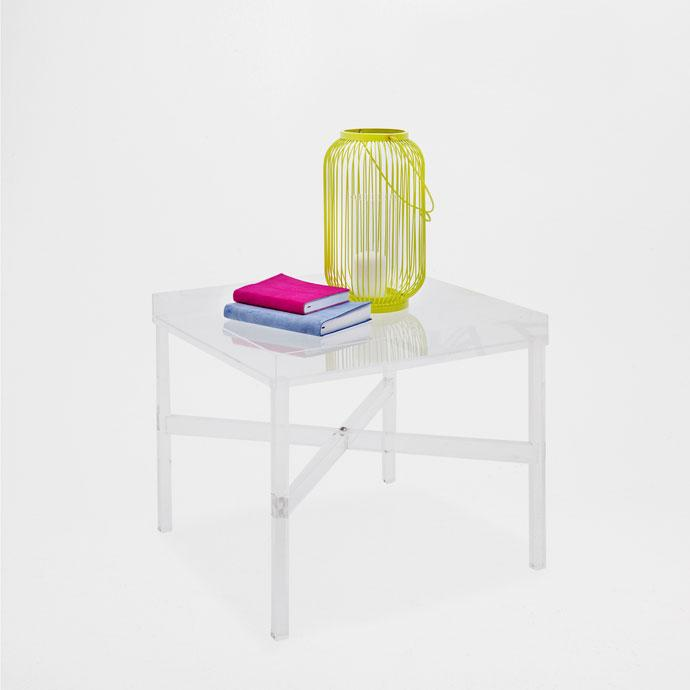 Wonderful Ghost Square Table