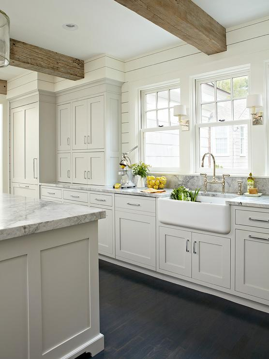 rustic grey kitchen cabinets