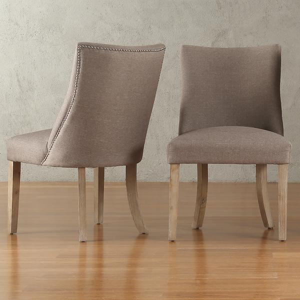Willoughby Nailhead Dining Chair West Elm