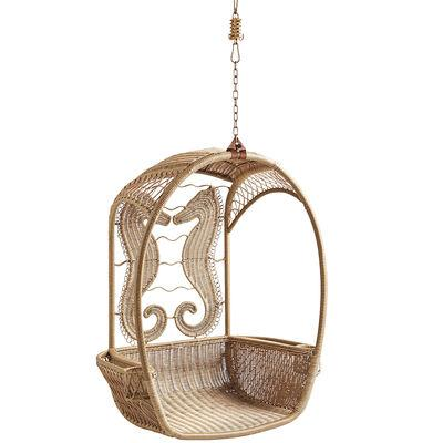 Light Brown Seahorse Swing
