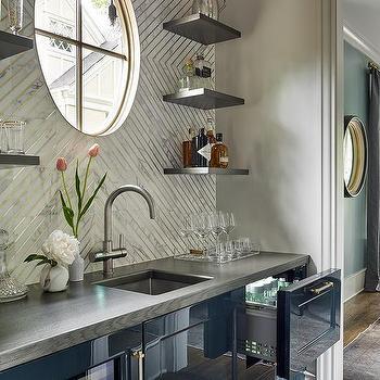 Undermount Kitchen Bar Sink Design Ideas