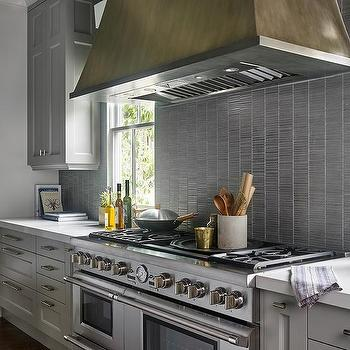 Kitchen Backsplash Silver silver and gold chevron kitchen backsplash tiles design ideas