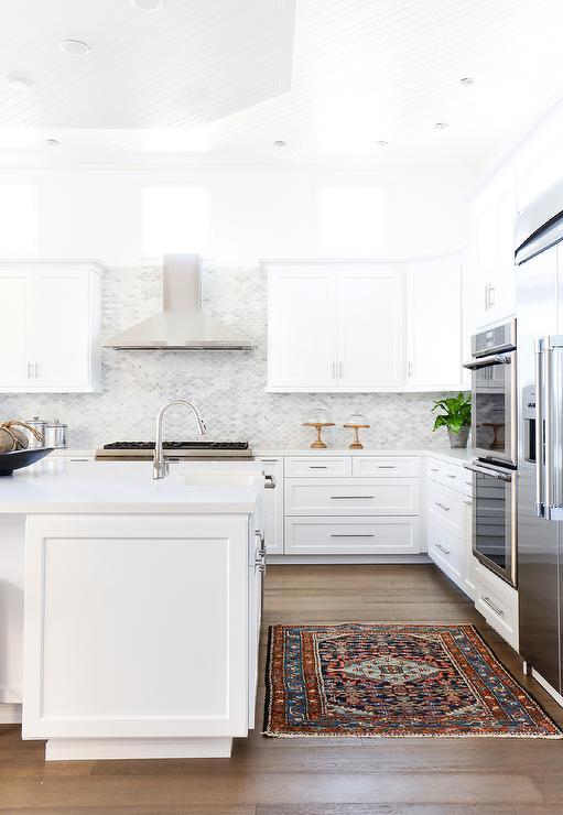 Kitchen With Clerestory Windows Transitional Kitchen