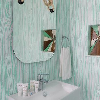 Faux Bois Wallpaper faux bois wallpaper on ceiling design ideas