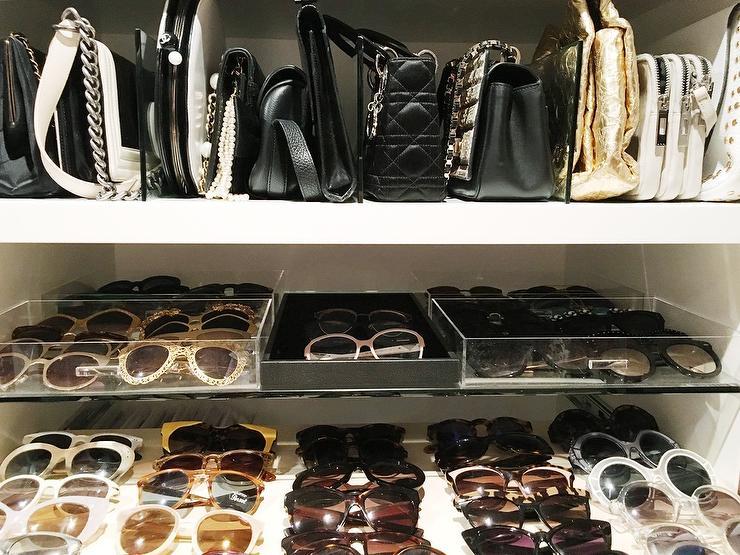 Glam Closets Design Ideas