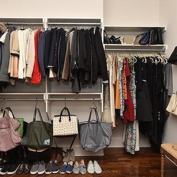 hooks for purses on wall.htm bag hooks over dresser contemporary closet  bag hooks over dresser contemporary