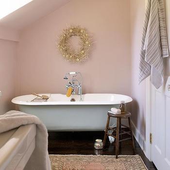 Astounding Pink Country Bathroom Design Ideas Cjindustries Chair Design For Home Cjindustriesco