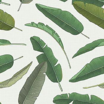 Green Banana Leaf Wallpaper Products Bookmarks Design