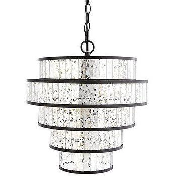 Tiered glass pendant light products bookmarks design bronze tiered pendant light aloadofball Choice Image