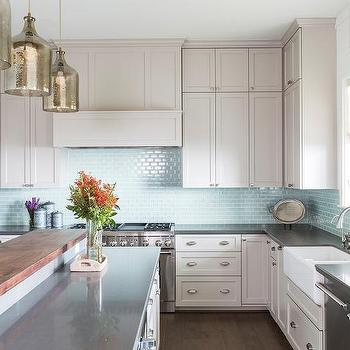Light Gray Kitchen Cabinets Creditrestore Us