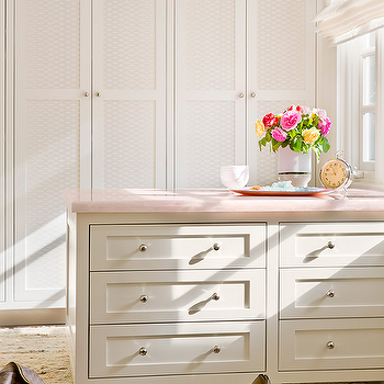 Pink Marble Countertop
