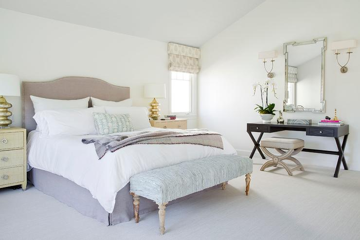 Bedroom Desk - Transitional - bedroom - Nightingale Design