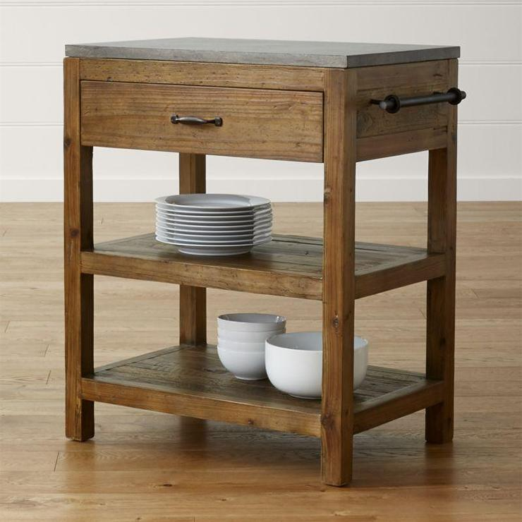 Awesome Brown And Gray Reclaimed Wood Small Kitchen Island Dailytribune Chair Design For Home Dailytribuneorg