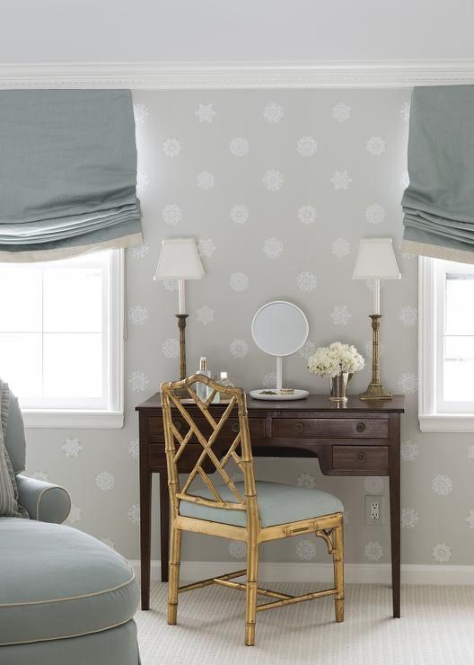 Blue And Gold Bedroom Design Design Ideas