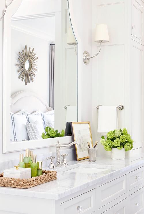 Rope Bathroom Mirrors Design Ideas