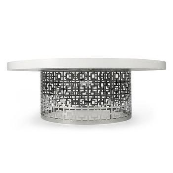Olivia Cocktail Table Ballard Designs
