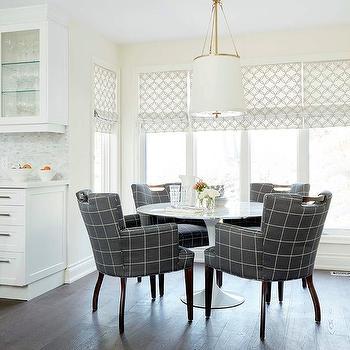 Tartan Dining Chairs Design Ideas