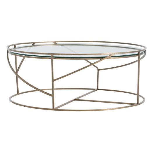 london brass coffee table
