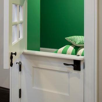 Lovely Playroom With Mini Dutch Door