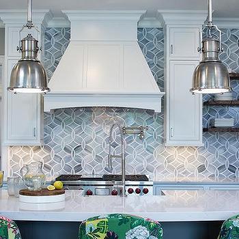 Jade Green Kitchen Counter Stools Design Ideas