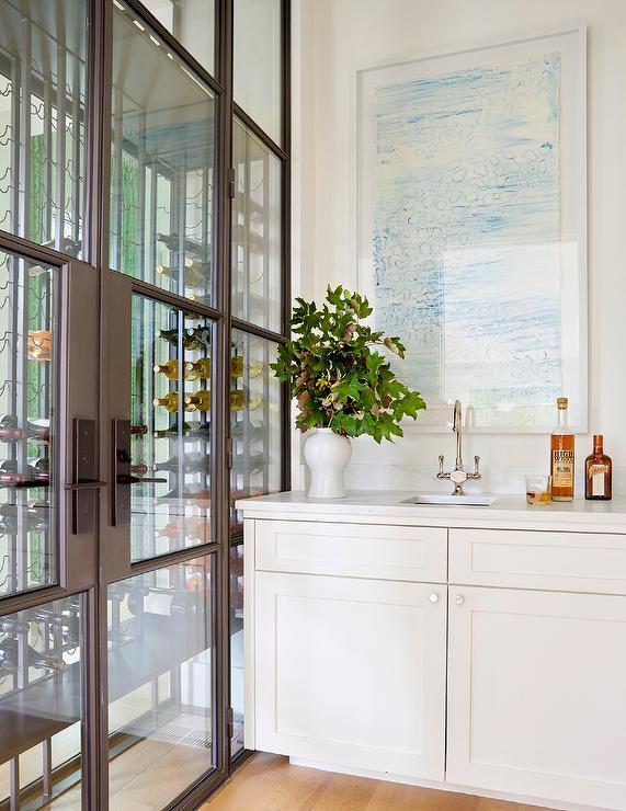 Wet Bar Wine And Wine Cellar Design Ideas